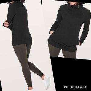 Lululemon Pullover Sweatshirt Rest Day Sz 4